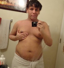 DSC06792 (hainekogains) Tags: wet soft fat belly chubby obese chunky overweight moobs gaining gainer fatten