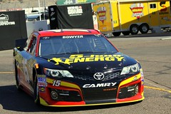 2013 Clint Bowyer #15 5-hour Energy Toyota Camry (Have Fun SVO) Tags: auto phoenix car track garage 15 racing toyota clint waltrip camry mwr pir bowyer 2013 5hourenergy