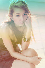 Solf Light (Trang Angels) Tags: light portrait woman color girl beautiful smile fashion lady female canon asian photography eos nice model women pretty photos vietnam lovely bridal beautifulgirls hotgirl pepole vietnamgirls