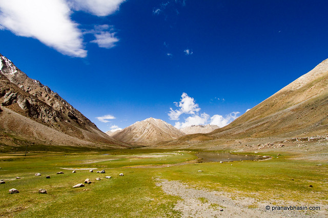 Breathtaking Valleys Of Ladakh