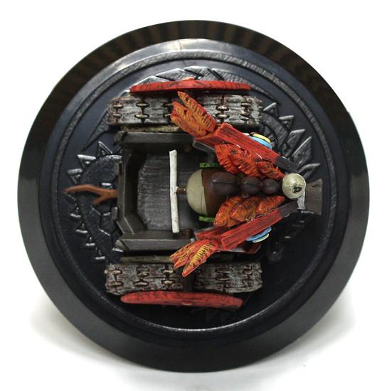 魔物獵人CFB系列第七彈本月來襲!眾多細圖一拳揭露!