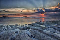 Mengening Beach 2,Bali (k2mogtin) Tags: sunset bali beach canon balibeach canggu mengeningbeach sesehbeach