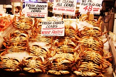 crabs (cratership) Tags: seattle crab pikeplacemarket