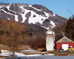 Hunter Mountain Ski Resort, Catskills, New York (jag9889) Tags: mountain snow ny newyork ski nature landscape skiing state resort hunter catskills nys huntermountain greenecounty 2013 jag9889