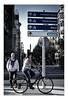 Directions (Gabi Monnier) Tags: street canon vacances spain flickr jour été rue sansebastian espagne fille vélo gens paysbasque saintsébastien traitement extérieur canoneos600d gabimonnier