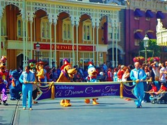 Dreams come true Parade (Storywhisper) Tags: magic kingdom disney wdw