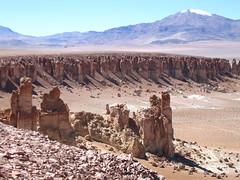 Catedrales de Tara (YapuOh) Tags: chile tara desierto salar norte altiplano sanpedrodeatacama