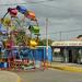 Piccolo lunapark in San Jorge