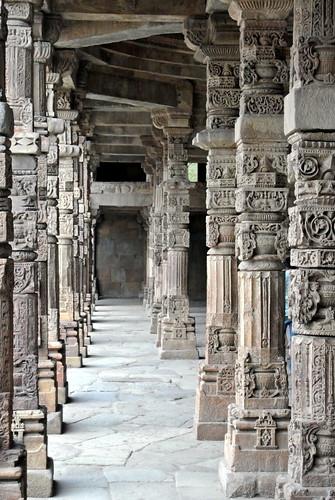 Qutub Complex - Delhi - India