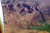 Above Ghost Ranch and Abiquiu Reservoir, New Mexico (cocoi_m) Tags: newmexico nature formation geology redrock ghostranch geomorphology aerialphotograph chinle highway84 abiquiureservoir
