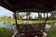 Golf cart + photography = cartography (Will shoot for lenses) Tags: vacation green water car golf us spring flickr palmsprings fisheye april wa ranchomirage cart lightroom clubcar sammamish 2013 topazadjust topazdenoise canoneos5dmarkiii ef815mmf4lfisheyeusm 910islanddrive