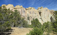 El Morro National Monument (Cibola County, New Mexico) (courthouselover) Tags: newmexico nm cibolacounty landscapes elmorronationalmonument nationalmonuments nationalparksystem northamerica unitedstates us