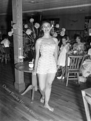 Fashion Show - Aycock Brown Collection 010 (Outer Banks History Center) Tags: bathingsuits fashionshows nagsheadnc