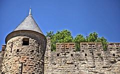 Carcassonne (laurent KB) Tags: carcassonne remparts aude