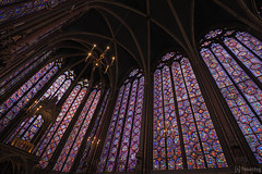 Sainte Chapelle (tomosang R32m) Tags: paris france church gothic chapel stainedglass romain saintechapelle  catholique       saintechapelledupalais