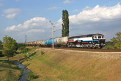 659002 (56115) Osku/Hungary (Gridboy56) Tags: class56 grids grid osku hungary europe 56115 659002 floyd railways railroad railfreight trains train locomotive locomotives 44288 petfurdo rajka barry needham
