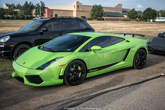 Renewed (Hunter J. G. Frim Photography) Tags: supercar colorado lamborghini gallardo lp5604 green verde ithaca v10 awd italian coupe wing lamborghinigallardo verdeithaca