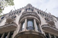 Architecture in Barcelona (ab629) Tags: mercat del encants torreagbar