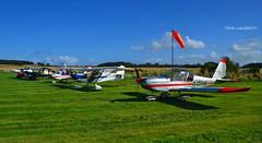 (Zak355) Tags: planes aircraft rothesay isleofbute bute scotland scottish kingarth airstrip aviation