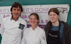 Jean-Christophe Novelli with When It's Scone It's Gone