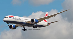 G-ZBKJ BRITISH AIRWAYS 787-9 (john smitherman-http://canaviaaviationphotography.) Tags: egll gzbkj 787 7879 boeing boeing787 aviation aircraft airliner airplane aeroplane plane planespotting heathrow fly flight flug flughafen lhr london landing myrtleavenue dreamliner londonheathrow canon 1dmk4