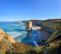 The Twelve Apostles. The Great Ocean Road, Australia. (RViana) Tags: australien australie oceania ozeanien ocanie oseania oceanien  grandeestradaocenica granderodoviaocenica pacifiocean oceanopacfico