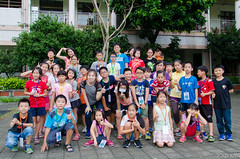 DSC_0638 (roger528852momo) Tags: 2016           little staff person explore summer camp hokuzine ever worker china youth corps ying qiao elementary school arduino robot food processing workshop taipei taiwan roger huang roger528852momo