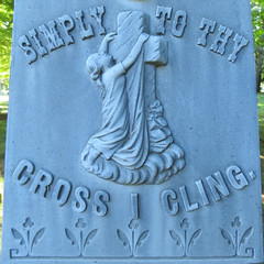 To Thy Cross I Cling (Bigadore) Tags: whitebronze