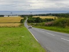 Driving left as a matter of fact (rimerbl) Tags: schotland landscape leicadlux6 dlux6 leica unitedkingdom water sea seaside seascape coast