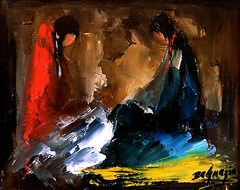 Stay dry at the Gallery In The Sun! (DeGrazia Gallery in the Sun) Tags: teddegrazia degrazia ettore ted artist nationalhistoricdistrict nonprofit foundation galleryinthesun artgallery gallery adobe architecture tucson arizona az santacatalinas desert exhibitions paintings rainydayfun