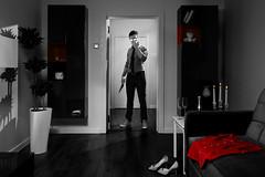 The maniac (Dark-Alamez) Tags: sincity maniac killer crime scene movie horror darkalamez nikon photography nikond750 fineart