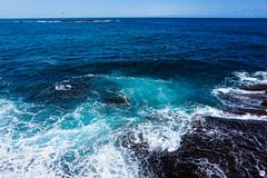 BLUE (arnimangoes) Tags: sea blue ocae ocean cliff sony australia sydney beach coast coastal coastalwalk a6000