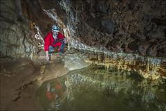 Fuentemolinos (Jose Cantorna) Tags: fuentemolinos puras burgos cueva cave underground reflejo nikon d610