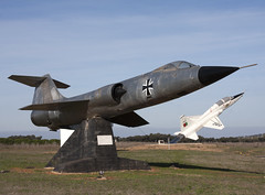 F-104G CLOFTING _MG_7508 FL (Chris Lofting) Tags: f104 f104g germanairforce beja starfighter
