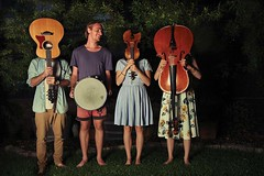 The Mulberry Collective (Woodford Folk Festival) Tags: folk music sound soul country sing guitar band