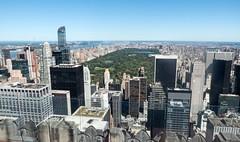 Uptown NYC (pondhopper1) Tags: nyc newyorkcity topoftherock rockefellercenter