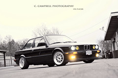 E30 BMW Nikon D7000 Car Photoshoot (C. Campbell) Tags: chris streets colors car fog oregon contrast photoshop photography lights cool nikon photoshoot shot angle cloudy euro wide we tokina eugene domestic badge rig flare bmw 28 write flush carbon fiber campbell sick tamron import luxery functional f28 rolling jdm e30 hella lense stance fogs d7000 ccampbell stanced