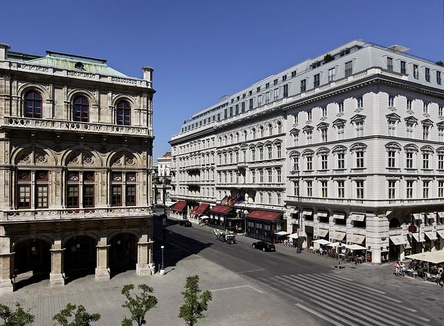 ホテル ザッハー ウィーンのオススメポイント:ウィーン国立歌劇場
