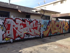 REDS x ALOY (missREDS_AM7) Tags: color graffiti spraypaint graff reds 004 am7 amseven fewandfar fewfar missreds uploaded:by=flickrmobile flickriosapp:filter=nofilter