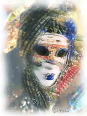 Carnival Mask (gailpiland) Tags: carnival photoshop mask soe thegalaxy artdigital flickraward theunforgettablepictures theperfectphotographer thebestofday nikonflickraward gailpiand ringexcellence flickrstruereflection1 rememberthatmomentlevel1 rememberthatmomentl1