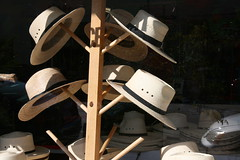Hats Off (reed photo) Tags: men window shop store hats houston heights