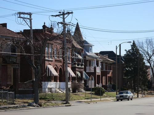 Houses on Euclid in Kingsway East
