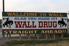 Wall Drug Billboard (the_mel) Tags: wall southdakota billboard advertisement drugstore walldrug walldrugstore