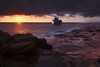 Stranded (stevoarnold) Tags: sunrise boat fishing australia shipwreck nsw newsouthwales beached reef stranded trawler cronulla sutherlandshire cronullapoint