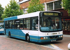 Arriva The Shires DAF SB120 Wright 4514 KE51PVF in Watford (Mark Bowerbank) Tags: wright watford daf the arriva shires sb120 4514 ke51pvf
