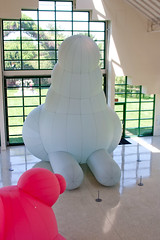 CT370 Sharon Engelstein Inflatables (listentoreason) Tags: sculpture usa art museum america canon newjersey unitedstates favorites places textiles groundsforsculpture ef28135mmf3556isusm score25