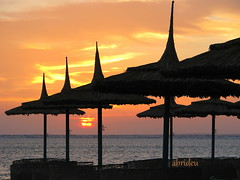Red Sea Sunrise (abrideu) Tags: sunrise canon redsea egypt sharmelsheikh sinai bej abrideu tropicanagrandazure mygearandme mygearandmepremium mygearandmebronze mygearandmesilver