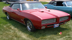 1969 Pontiac GTO Convertible (coconv) Tags: pictures auto old classic cars 1969 car vintage photo automobile image photos muscle antique picture convertible images vehicles photographs photograph vehicle pontiac gto autos collectible 69 collectors automobiles blart