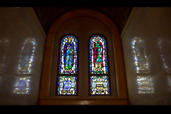 Church Window (rg69olds) Tags: reflection window canon nebraska stainedglass stained omaha 6d canondigitalcamera flickritis canonef24105mmf4lisusm stceciliachurch canoneos6d canon6dusergroup