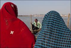 Kumbh Mela (Roy Del Vecchio) Tags: india river asia maha ganga mela sangam allahabad kumbh 2013 mahakumbhmela2013